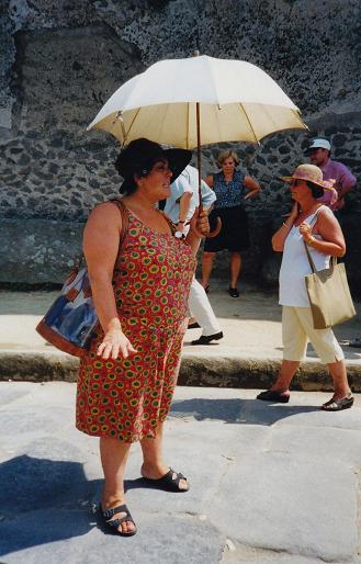 Pompei Tour Guide - maria joy