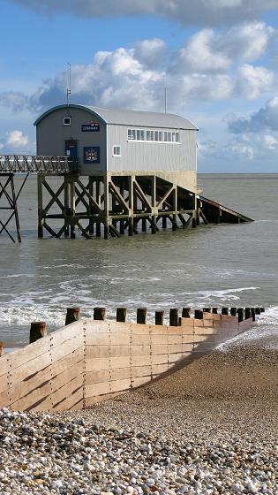 Selsey Life Boat Station - m.joy