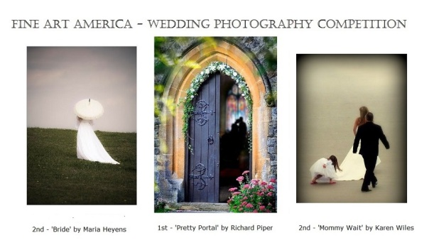 FAA - Wedding Photography Competition Results
