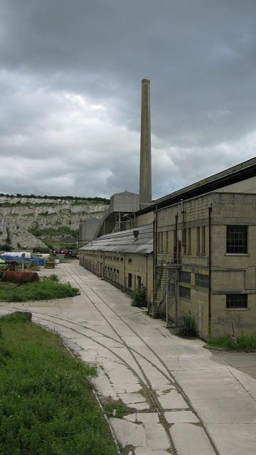 Shoreham Cement Woks - m.joy
