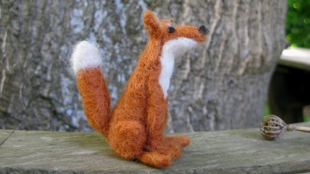 Little Fox - Handmade by Honey Beeswax