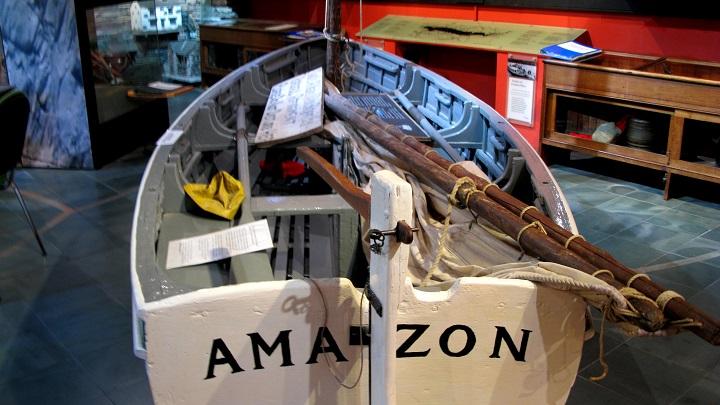 Swallows and Amazon - m.joy