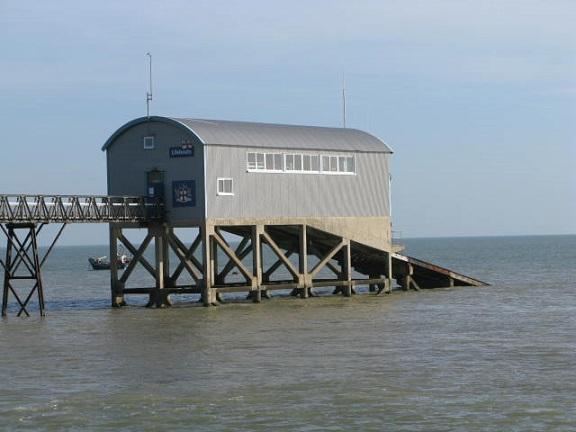 Selsey Life Boat House - m.joy