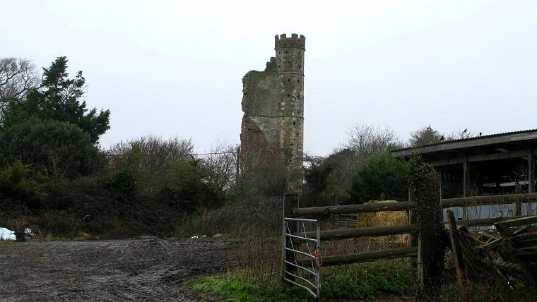 Warblington Castle - m.joy