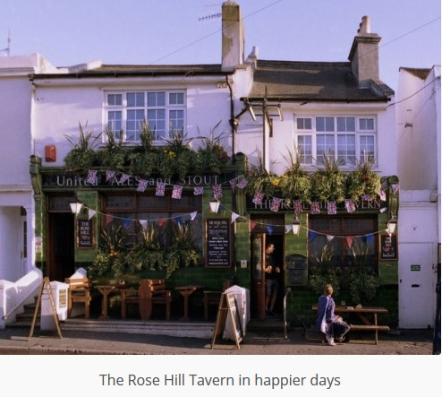 Want to Buy Shares in Rose Hill Tavern