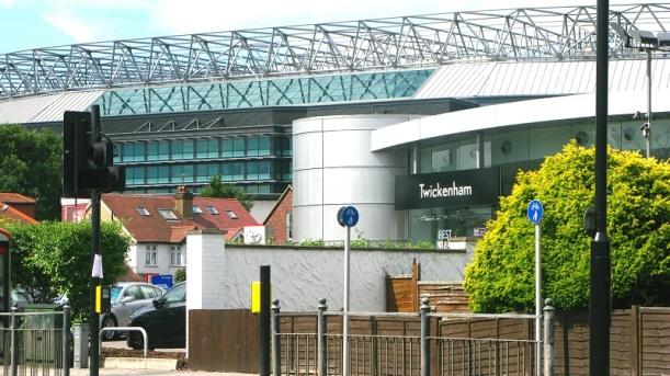 Twickenham Rugby Ground - m.joy