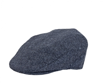 charcoal blue mens cap from Avoca available from Honey Beeswax Store