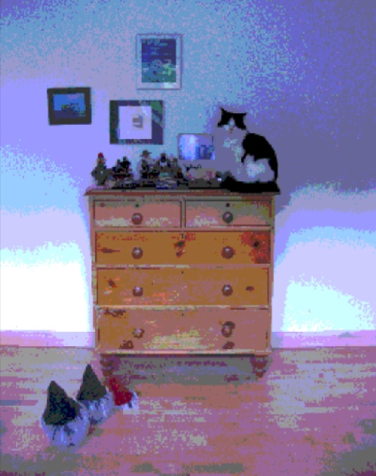 kenny and the chest of drawers - m.joy