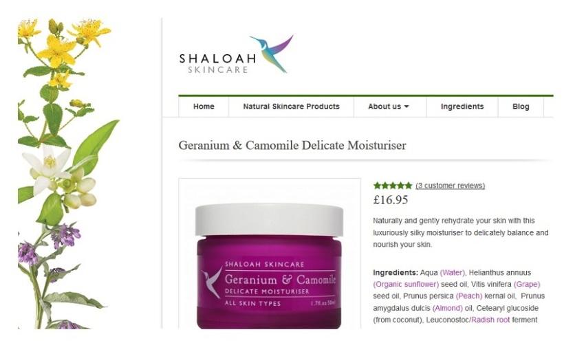 Shaloah Natural Handmade Skincare