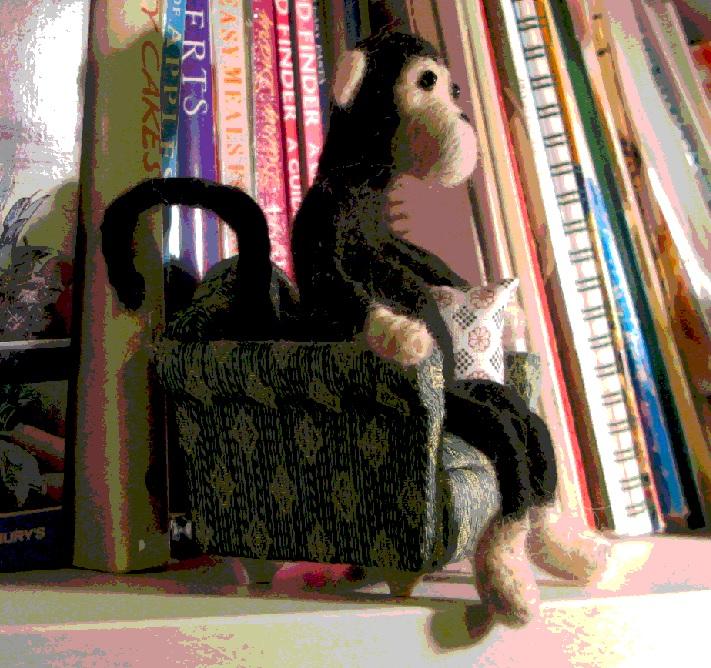 Daydreaming Monkey m.joy