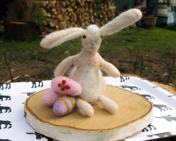 Easter Bunny - m.joy