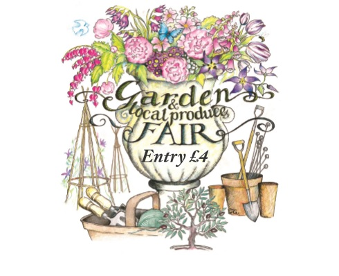 Cuckfield Park - Thursday 19th May - Garden and Local Produce Fair in aid of St Catherines Childrens Charity