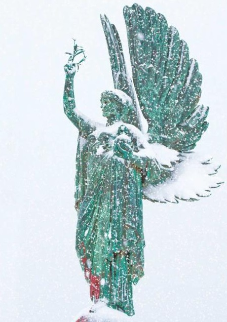 Angel in the Snow - Tony Bowell
