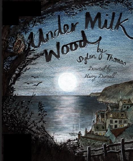 Under Milk Wood - Illustration by Emily Milne Wallis