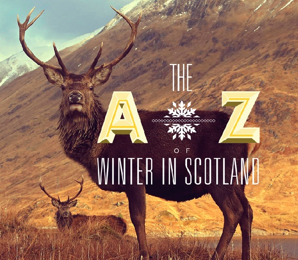 A to Z of Winter in Scotland