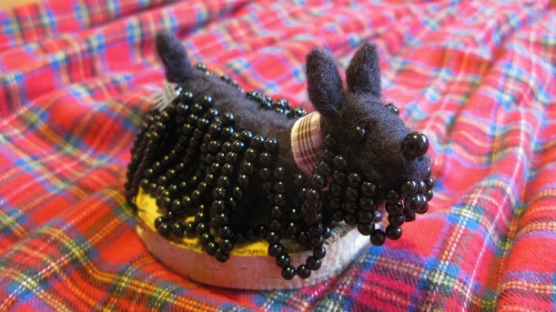 Little Scottie Dog - m.joy