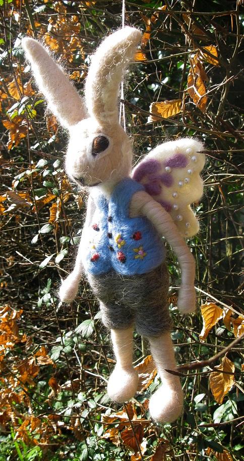 Fantasy Hare Fairy - m.joy