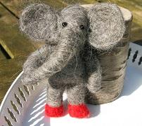 Small Woolly Animal - m.joy