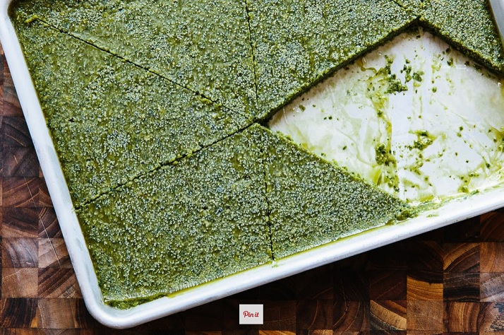 The Best Way to Freeze Pesto Is Not What You Think