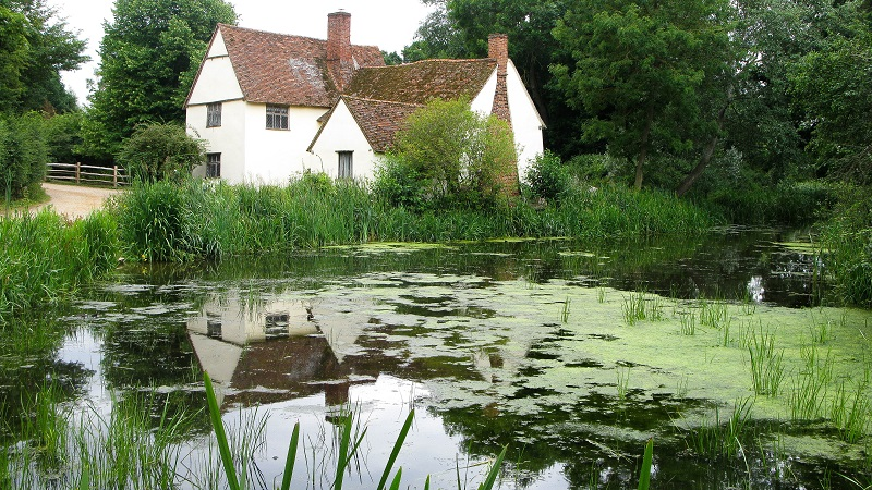 Willy Lot's Cottage - m.joy