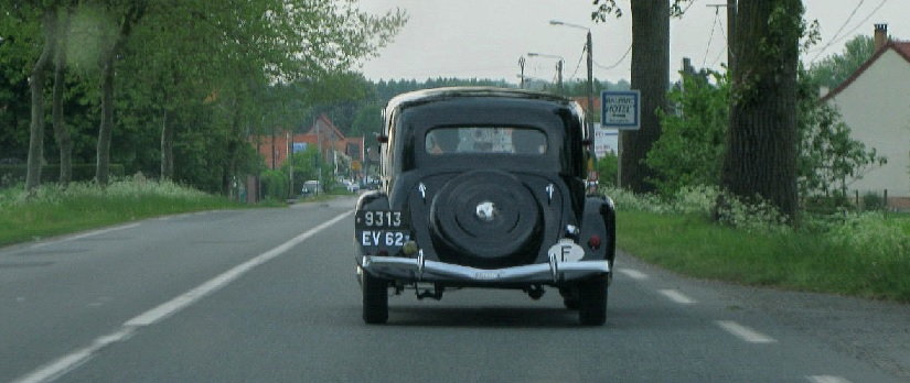 Citron Traction Avant - m.joy